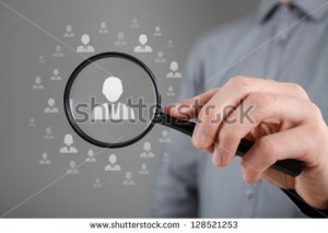 stock-photo-human-resources-crm-data-mining-assessment-center-and-social-media-concept-officer-looking-for-128521253