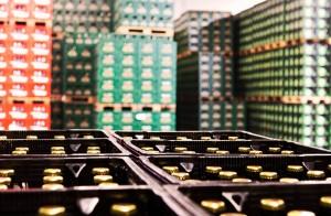 leergut-lager-Logistik